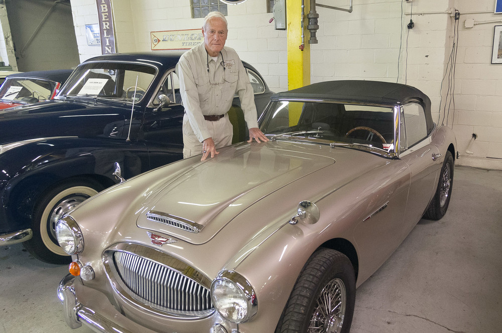 Classic Car Museum Opening in Springfield - Springfield Missouri ...