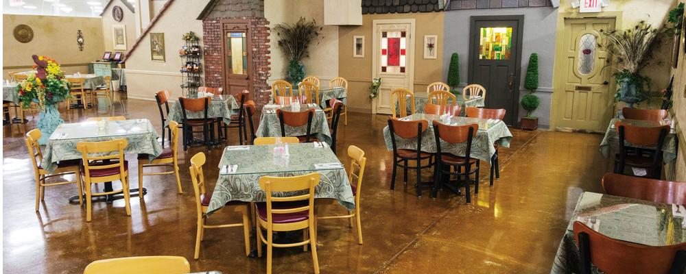 Relics Antique Mall Tea Room Event Center In Springfield Missouri