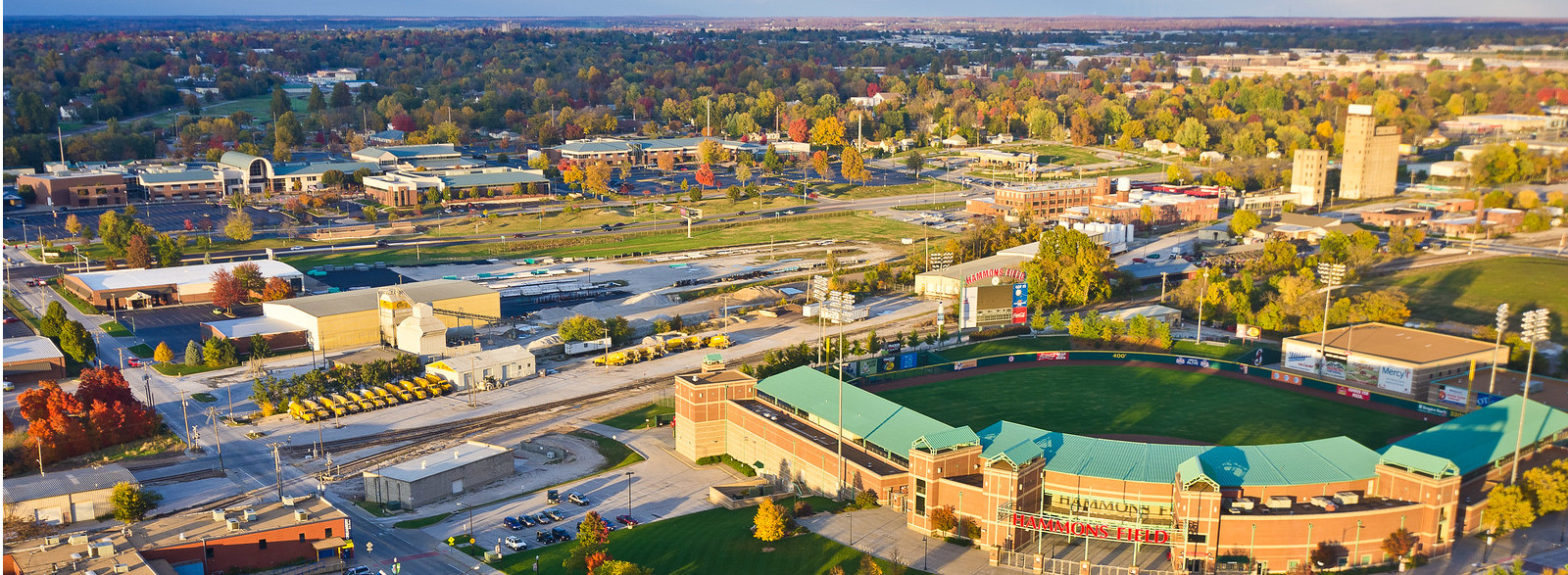 Hammons Field in Springfield, Missouri.
